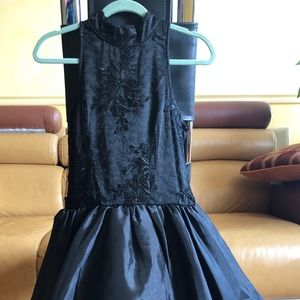 Miss Behave Girls Sleeveless Party Dress Size 8